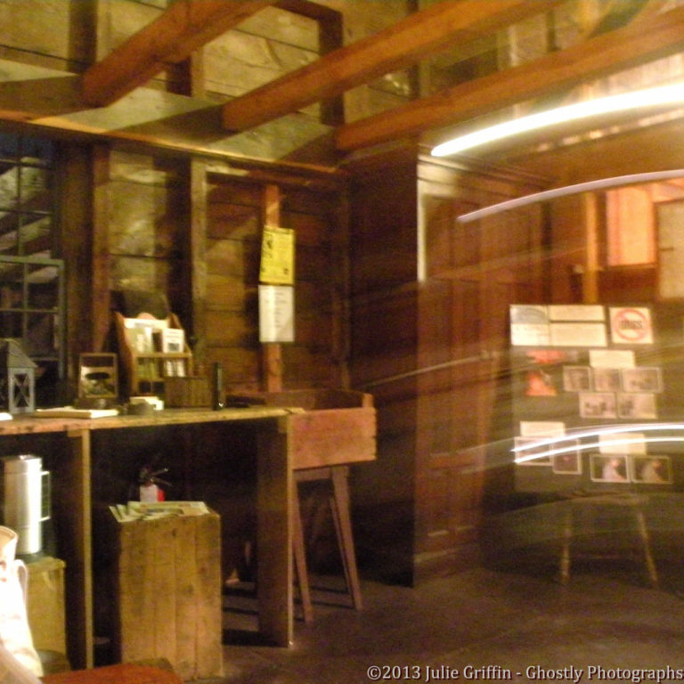 Old Wooden Jail